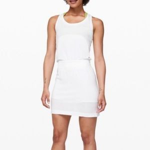 NWT Lululemon Flex On Court Dress Size 6